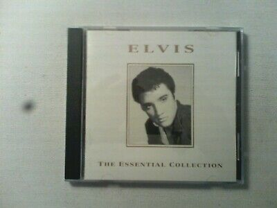 ELVIS PRESLEY:THE ESSENTIAL COLLECTION Cd Album
