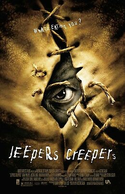 """Jeepers Creepers movie poster (a) -  11"""" x 17"""" inches - Horror"""