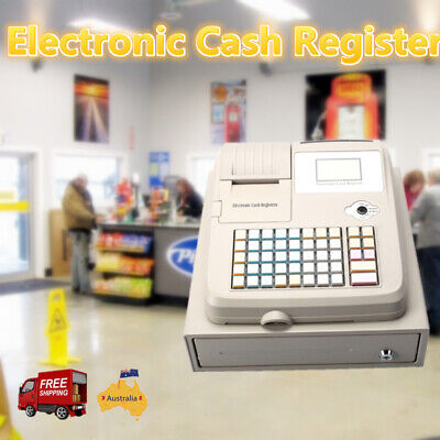 ALL-IN-ONE M-3100U ELECTRONIC Cash Register + Barcode