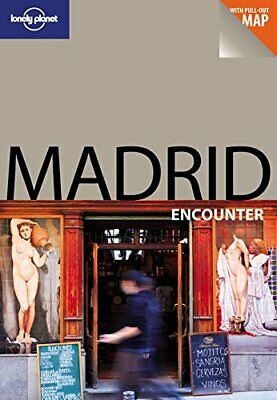 Madrid (Lonely Planet Encounter Guides) by Ham, Anthony Paperback Book The Fast