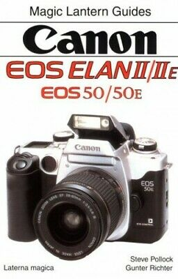 CANON EOS 50E / Elan II E / 35mm Film Camera Body/filters- working