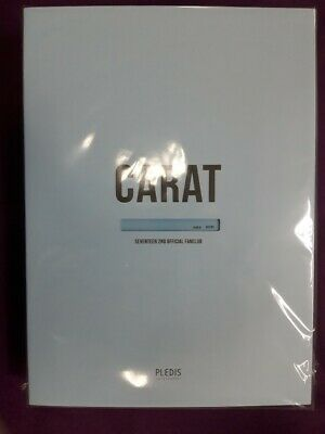 Seventeen official 2nd fanclub goods set carat photocard with membershipcard new