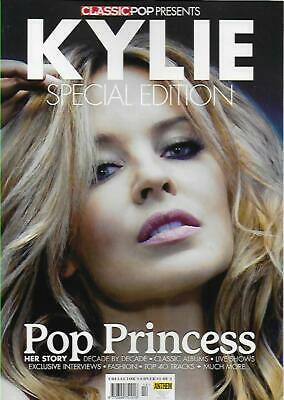 CLASSIC POP PRESENTS;Kylie(Cover 1)*Post included to UK/Europe/USA/Canada