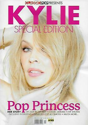 CLASSIC POP PRESENTS;Kylie(Cover 2)*Post included to UK/Europe/USA/Canada