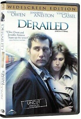 Derailed (Uncut Widescreen Version) (Bilingual) (Dvd)