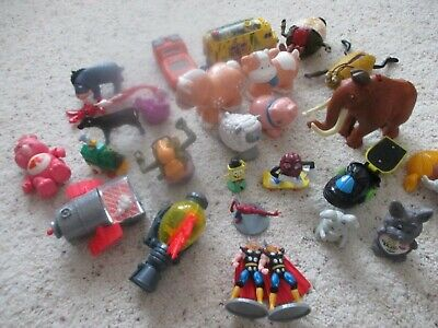 Grab Bag Toy Train, Wind Ups, Pull Back & Roll, Farm Animals, Care Bear And More