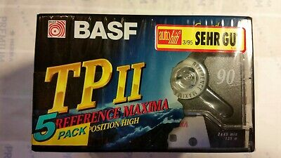 5 x BASF TPII 90 Reference Maxima