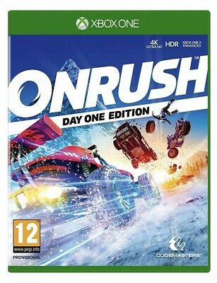Onrush - Day One Edition - XBOX ONE - BRAND NEW & SEALED