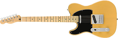Fender Player Series Left-Handed Butterscotch Blonde Finish Telecaster - MIM