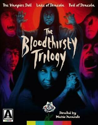 The Bloodthirsty Trilogy (DVD,2018)