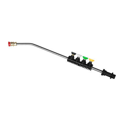 Pressure Washer Gun, 2600 PSI with 5-color Pressure Water Washer Nozzles