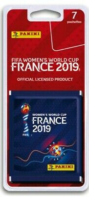 Lot 35 Stickers Fifa Women's World Cup France 2019 - Panini - Neuf À Ouvrir