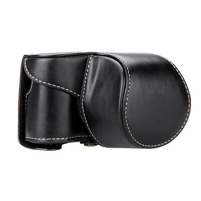 Vintage Camera Bag Case Cover Pouch Leather for Sony A5000 A5100 NEX 3N I9J7