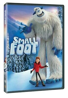 Smallfoot (DVD,2018) New & Sealed w/ FREE Shipping!