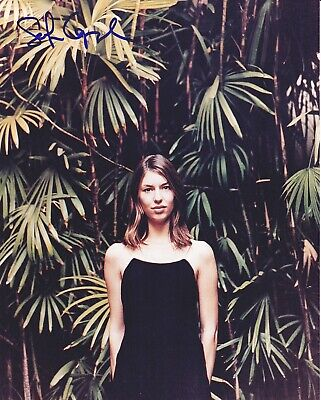 SOFIA COPPOLA signed / autographed photograph - REAL/OBTAINED IN-PERSON/PROOF