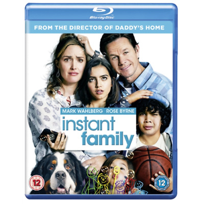 Instant Family  - BLU-RAY - NEW