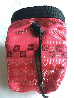 Krieg Chalk Bag New And Matching Buff Original Outdoor Sports