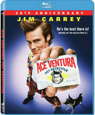Ace Ventura: Pet Detective [New Blu-ray] Manufactured On Demand