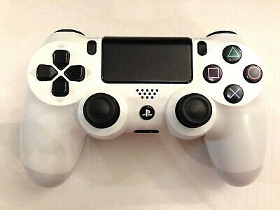 Sony CUH-ZCT1U DualShock 4 Wireless Controller for PlayStation 4 - Glacier White