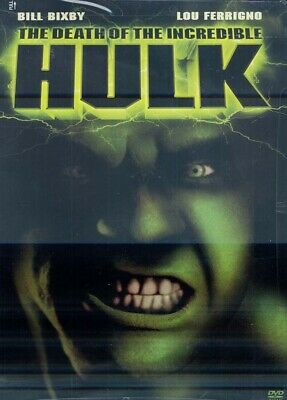 The Death Of The Incredible Hulk (Dvd)