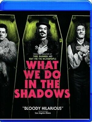 What We Do in the Shadows [New Blu-ray] Manufactured On Demand