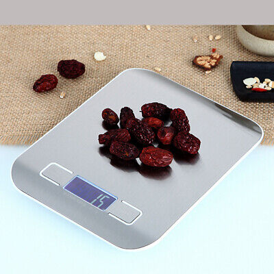 5kg / 1g 10kg / 1g Electronic Kitchen Scale Digital Weighing Food Scale Accurate
