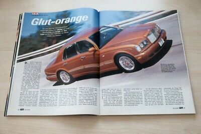 """AMS 17968) Bentley Arnage """"Red Label"""" mit 405PS im Fahrberich"""