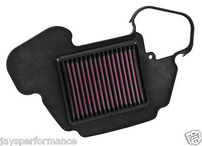 Kn Air Filter Replacement For Honda Msx125; 2013-2014