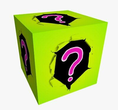 Mystery box New electronics, clothing Toys games, dvds, All new 7 items or More