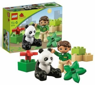 boma LEGO DUPLO  LEGOVille Panda 6173  MINT IN SEALED BOX