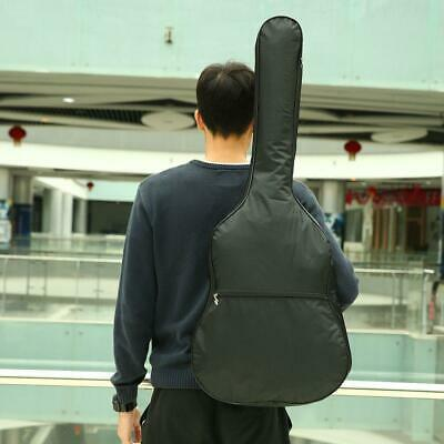 "420D 41"" Acoustic Guitar Double Straps Padded Guitar Soft Case Gig Bag AL"