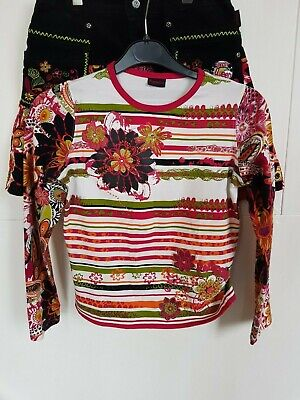 Pampolina Kids / Girls Outfit Top And Skirt Size 140 (Age 11)