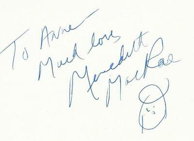 Cards & Papers James Caan Actor Godfather Movie Autographed Signed Index Card Jsa Coa Reputation First Autographs-original