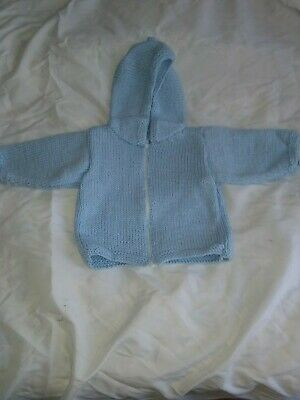 New Hand Knit Baby Sweater