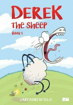Derek the Sheep: Book 1 by Gary Northfield Book The Cheap Fast Free Post