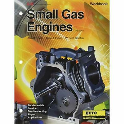 workbook Small Gas Engines Roth clean book Alfred C. Good