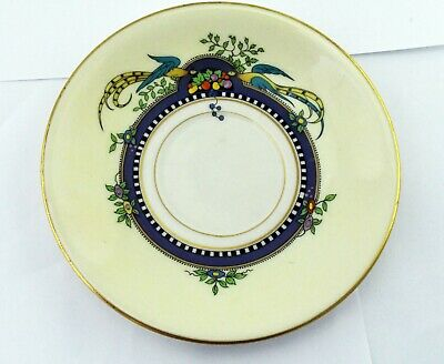 Florida by Lenox Bone China Dinnerware Saucer Plate for Tea Cup