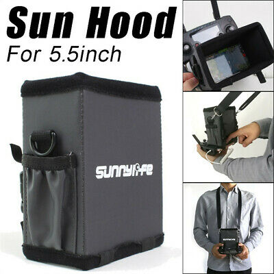 Monitor Sun Hood Sunshade Cover for 5.5inch Phones for DJI Mavic 2 PRO /Zoom