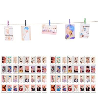 32Pcs/Set Kpop BTS MAP OF THE SOUL PERSONA LOMO Card JIMIN JIN JUNGKOOK SUGA V