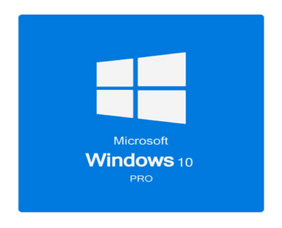 Microsoft Windows 10 Pro Professional 32/64'bit Genuine License Key Product Code