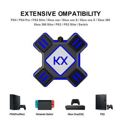 KX Keyboard Mouse Converter Transverter For PS3 PS4 Xbox One Switch APEX Game