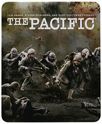 The Pacific - Complete HBO Series [Blu-ray][2010] [Region Free] -  CD RILN The