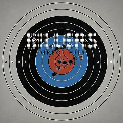 Killers Direct Hits CD NEW SEALED 2013 Mr. Brightside/Smile Like You Mean It+