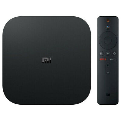 Usato Xiaomi Mi Box S 4K HDR Android TV Streaming Media Player Google Assistant