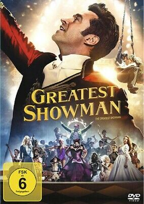 Greatest Showman, The (DVD) Min: 105DD5.1WS - Fox D080160DSM01 - (DVD Video / So