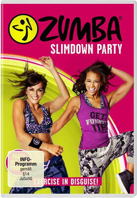 Zumba Slimdown Party (DVD) Special Interest