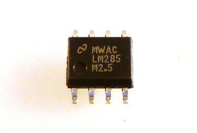 National Semi LM285M-2.5/NOPB Micropower Voltage Ref SOIC-8 OMW1017