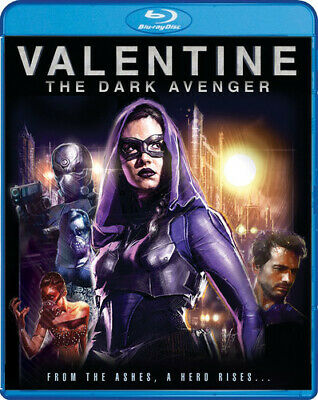 Valentine: The Dark Avenger [New Blu-ray] Widescreen