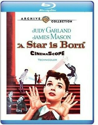 A Star Is Born [New Blu-ray] Manufactured On Demand, Deluxe Ed, Subtitled, 2 P