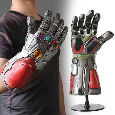 Vendicatori Endgame Infinity Gauntlet Cosplay Iron Man Tony Stark Guanti Costume